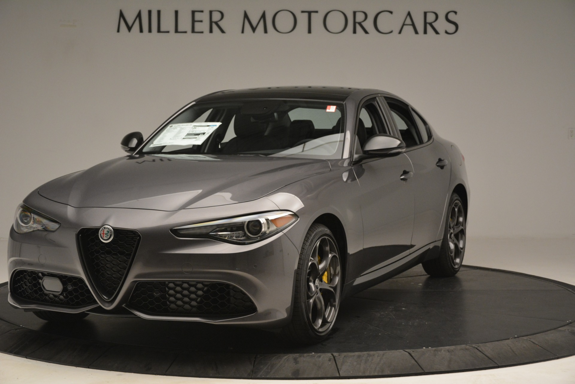 New 2019 Alfa Romeo Giulia Sport Q4 For Sale In Greenwich, CT