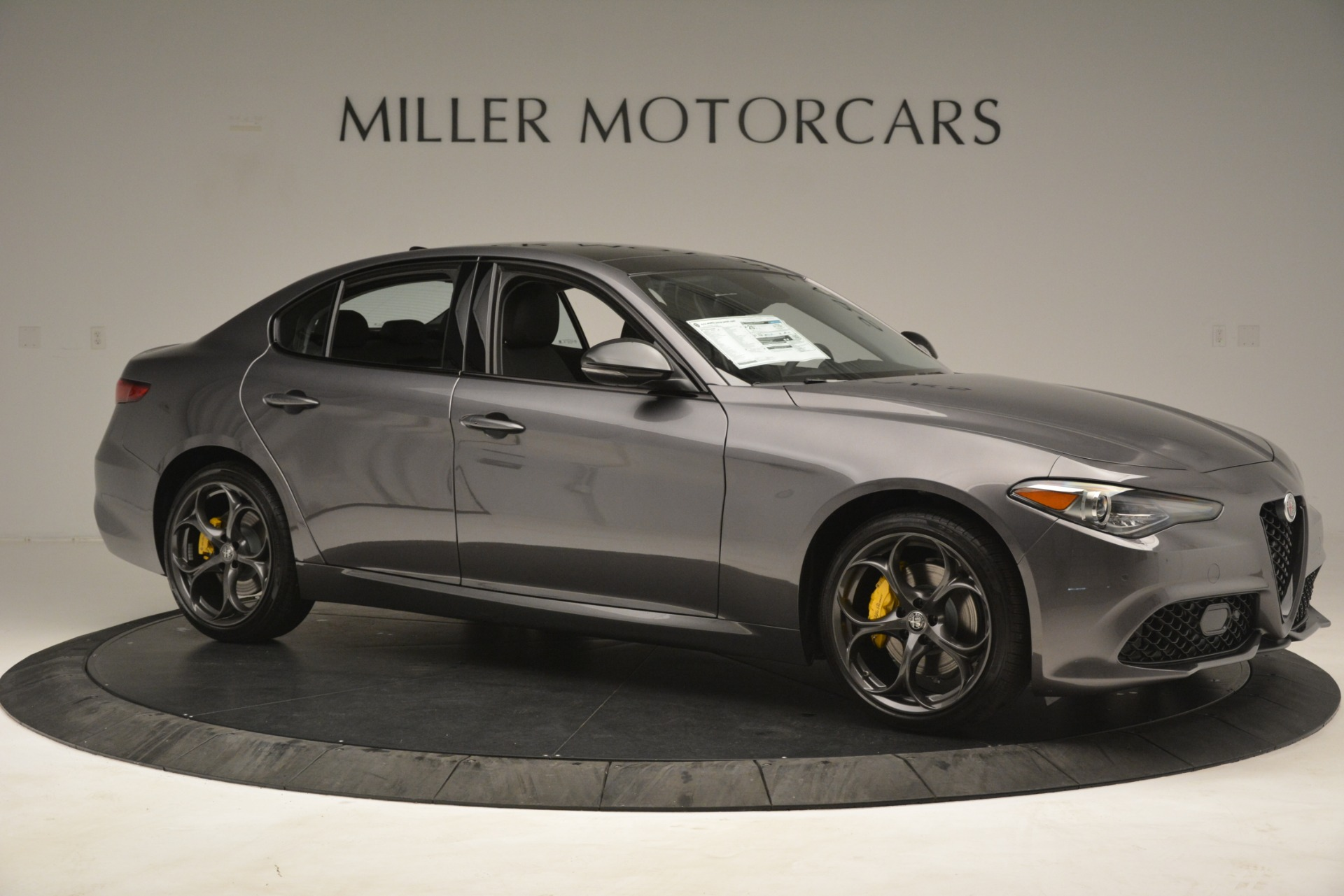 New 2019 Alfa Romeo Giulia Sport Q4 For Sale In Greenwich, CT 2893_p10