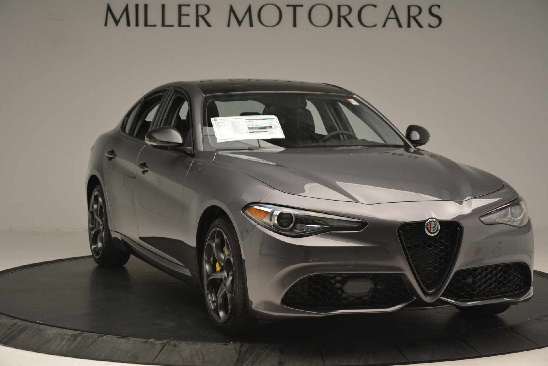 New 2019 Alfa Romeo Giulia Sport Q4 For Sale In Greenwich, CT 2893_p11
