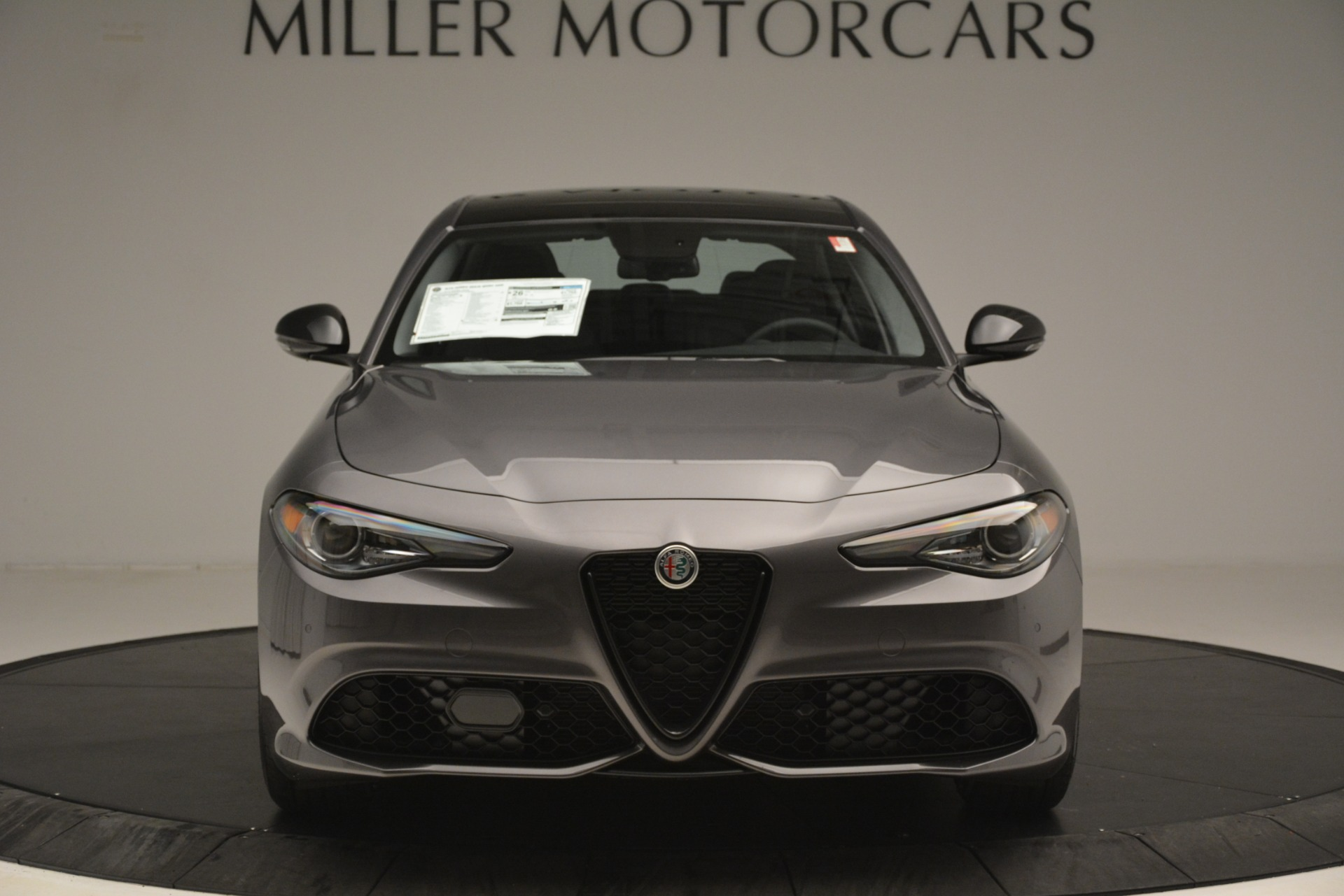 New 2019 Alfa Romeo Giulia Sport Q4 For Sale In Greenwich, CT 2893_p12