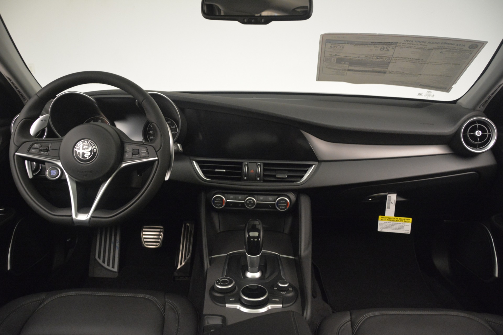New 2019 Alfa Romeo Giulia Sport Q4 For Sale In Greenwich, CT 2893_p16