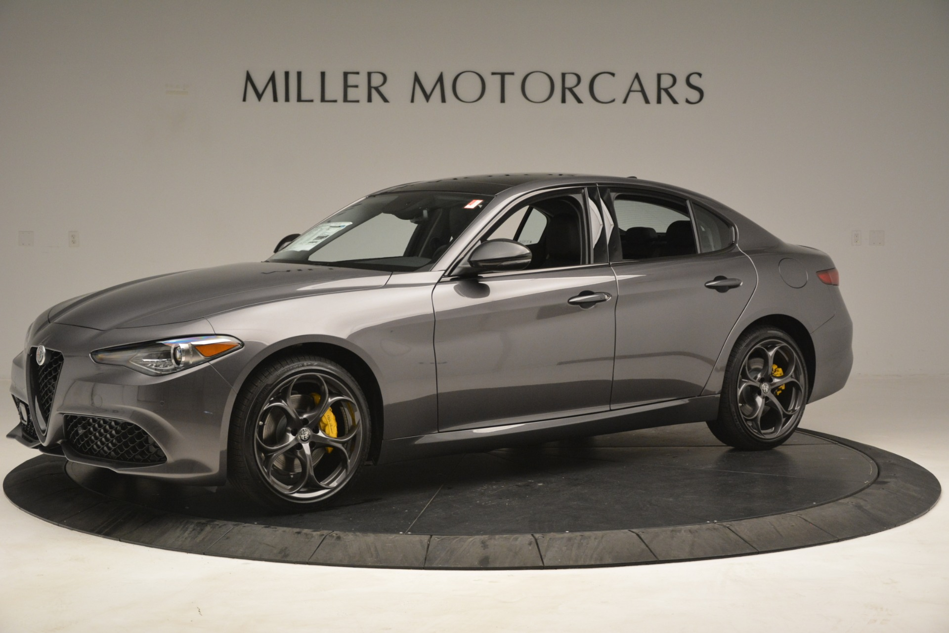 New 2019 Alfa Romeo Giulia Sport Q4 For Sale In Greenwich, CT 2893_p2