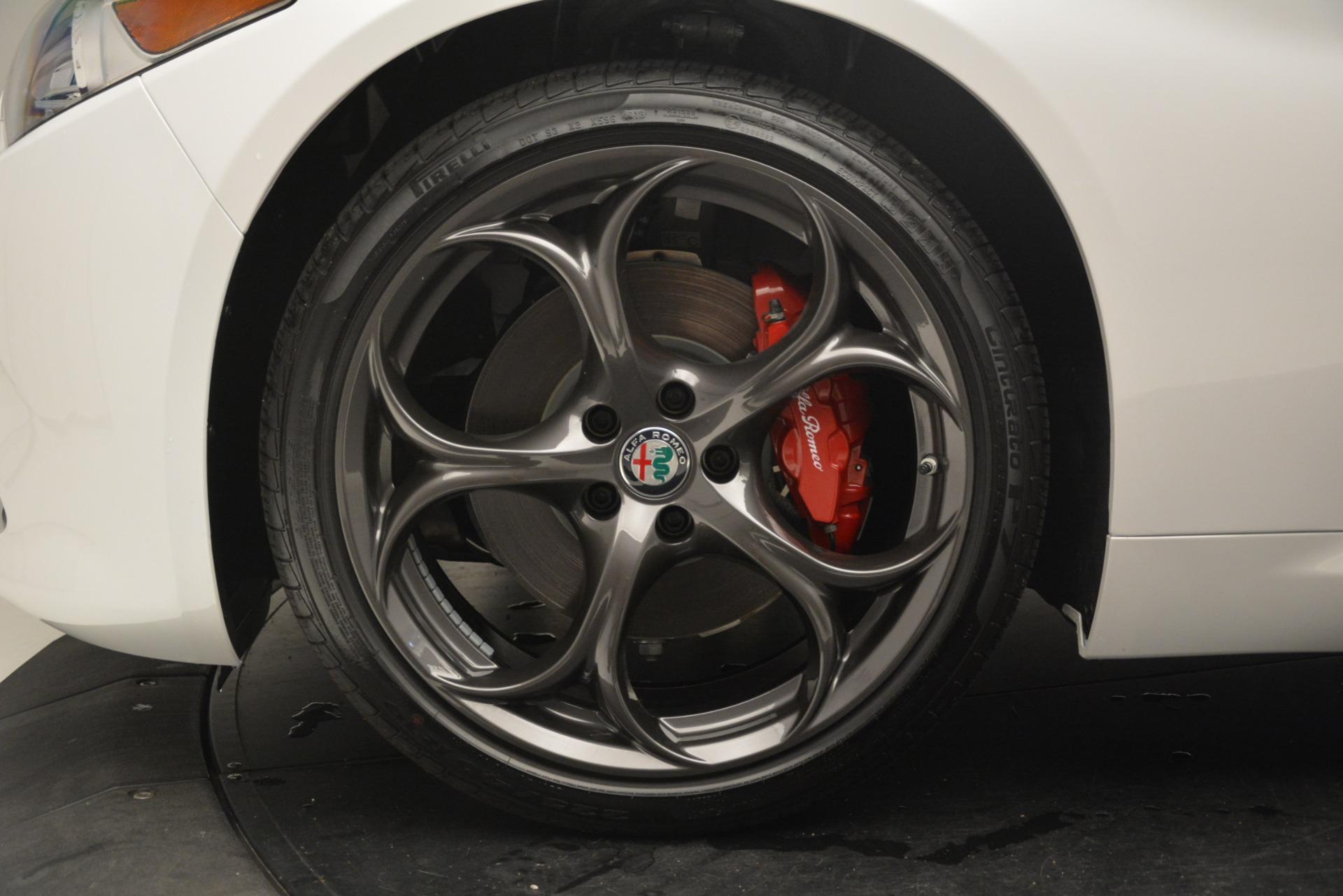 New 2019 Alfa Romeo Giulia Ti Sport Q4 For Sale In Greenwich, CT 2896_p30