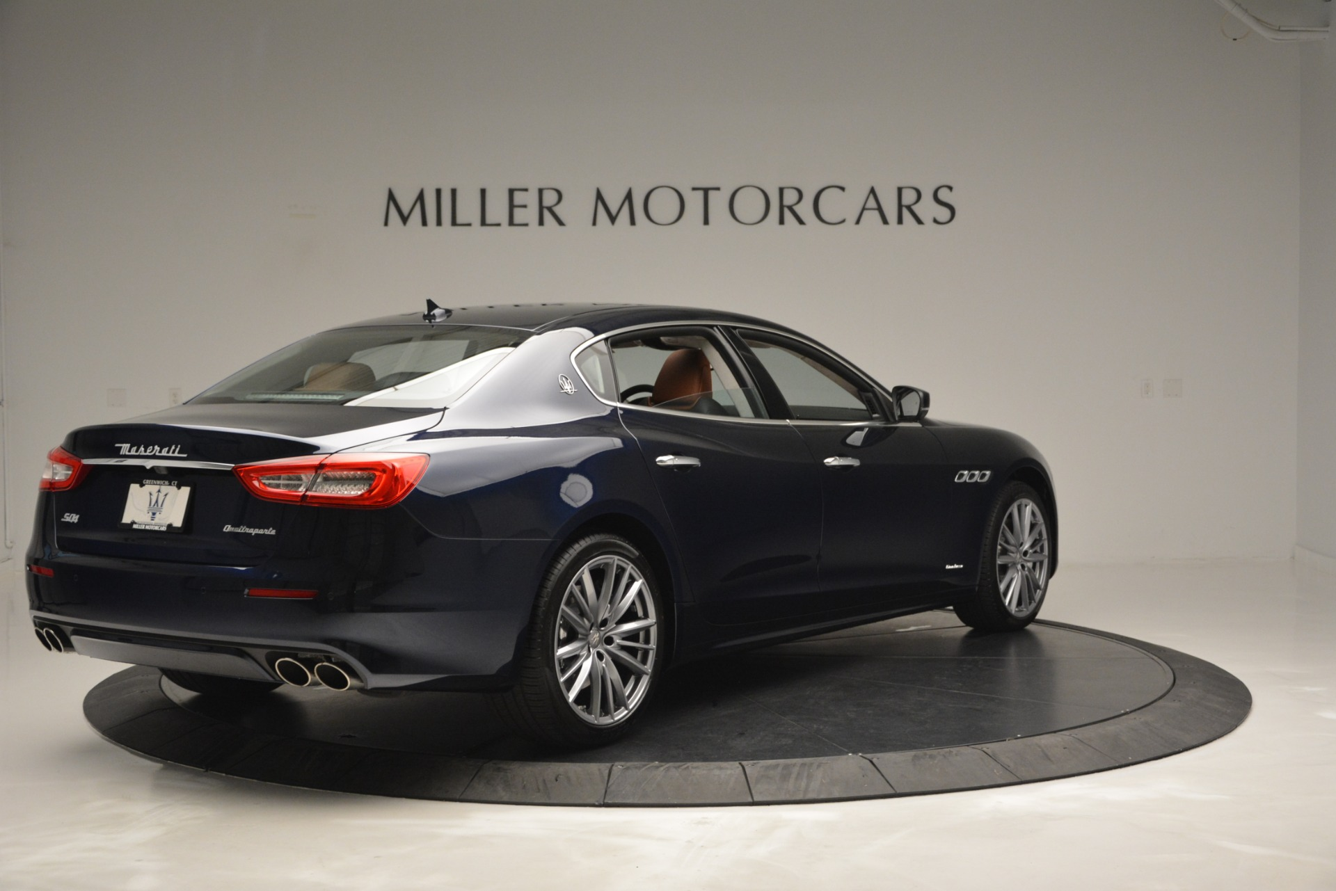 New 2019 Maserati Quattroporte S Q4 GranLusso Edizione Nobile For Sale In Greenwich, CT 2898_p12