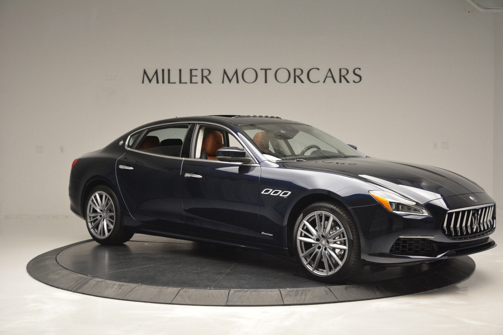 New 2019 Maserati Quattroporte S Q4 GranLusso Edizione Nobile For Sale In Greenwich, CT 2898_p16