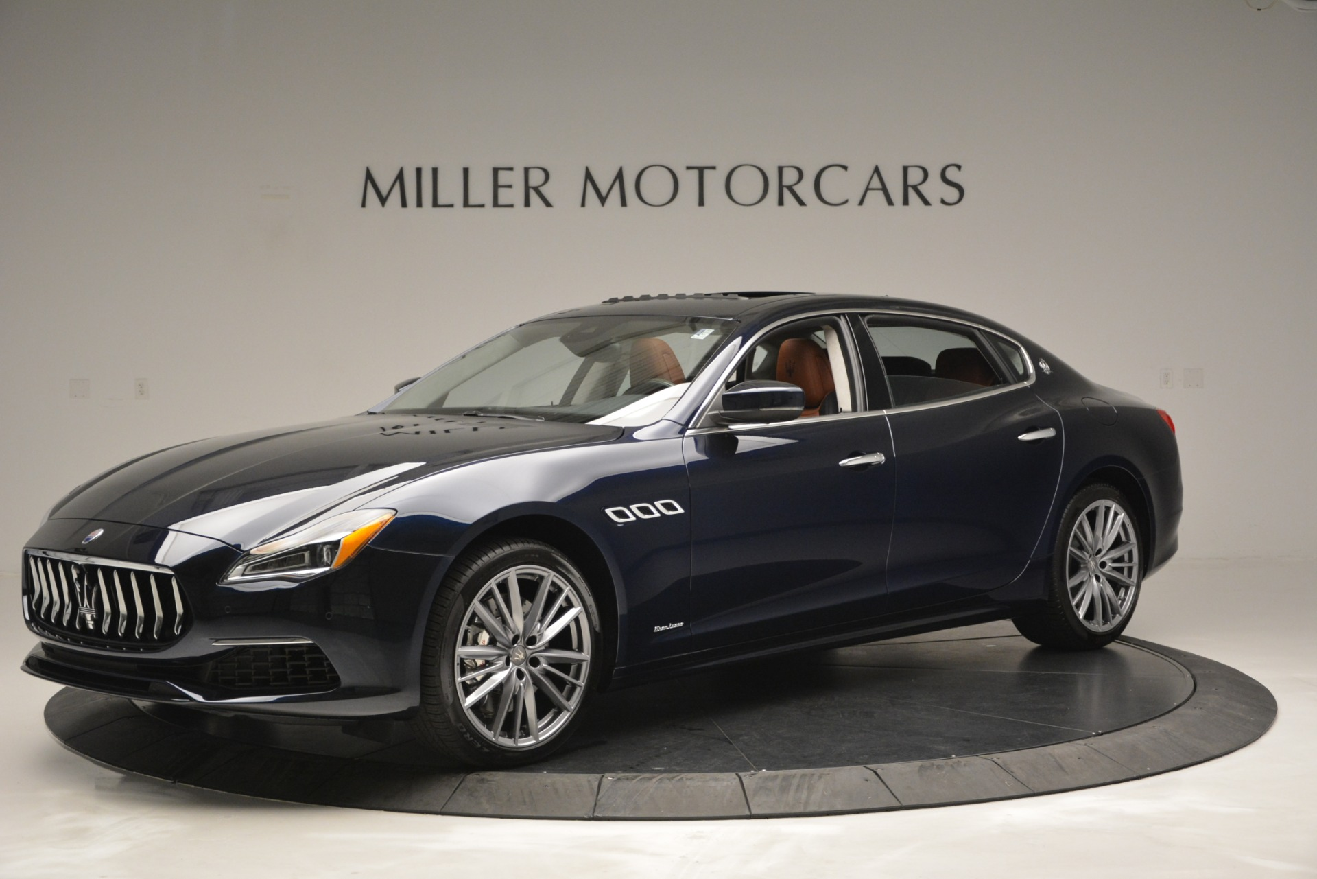 New 2019 Maserati Quattroporte S Q4 GranLusso Edizione Nobile For Sale In Greenwich, CT 2898_p2