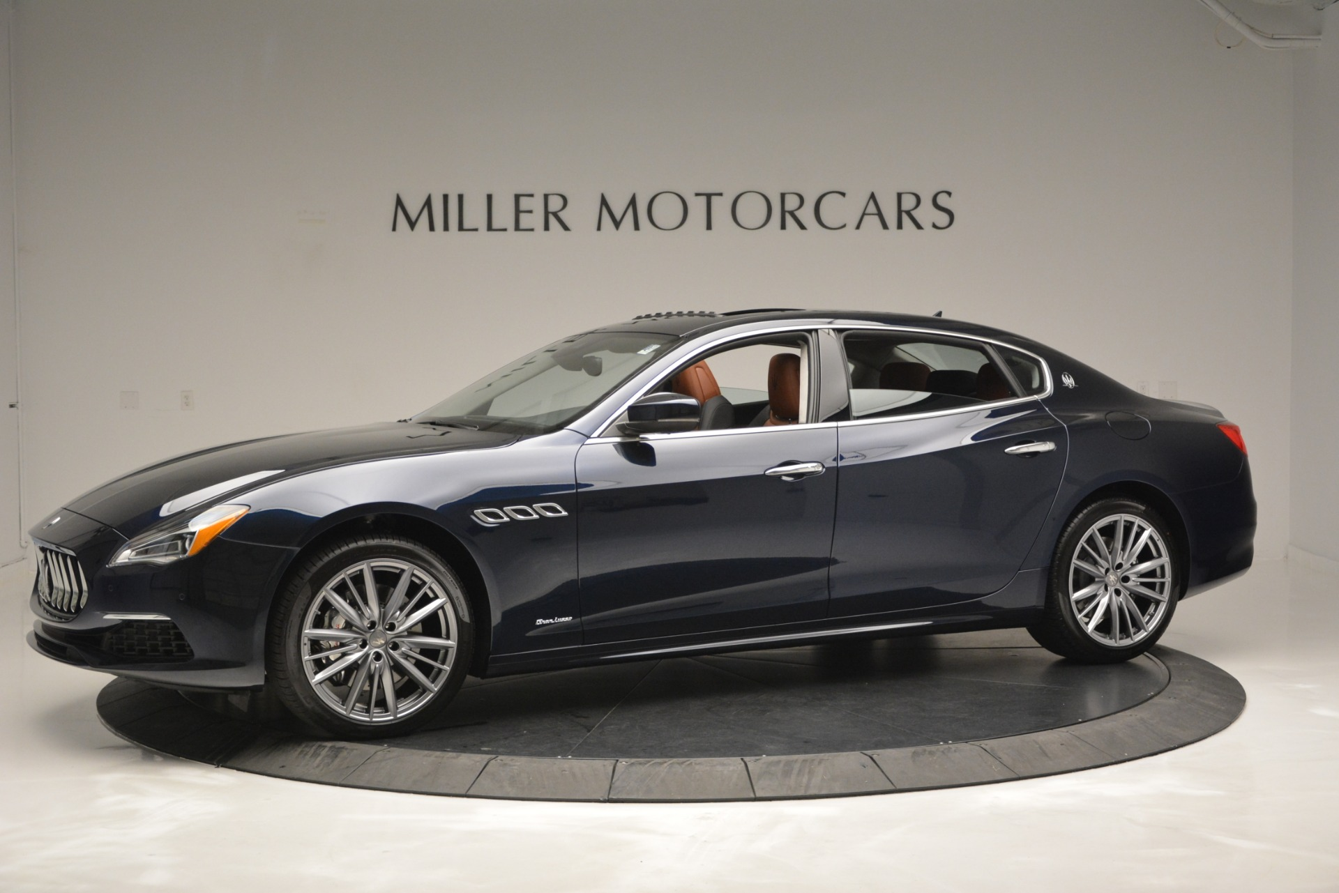 New 2019 Maserati Quattroporte S Q4 GranLusso Edizione Nobile For Sale In Greenwich, CT 2898_p3