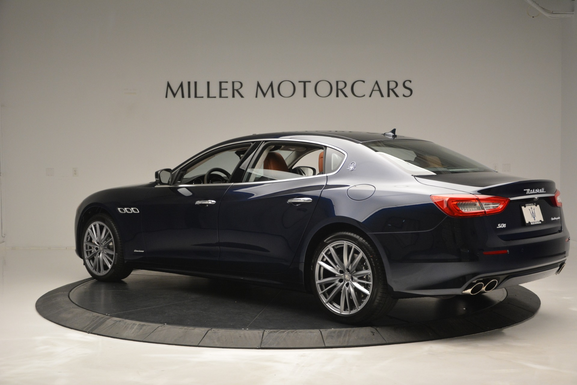 New 2019 Maserati Quattroporte S Q4 GranLusso Edizione Nobile For Sale In Greenwich, CT 2898_p7