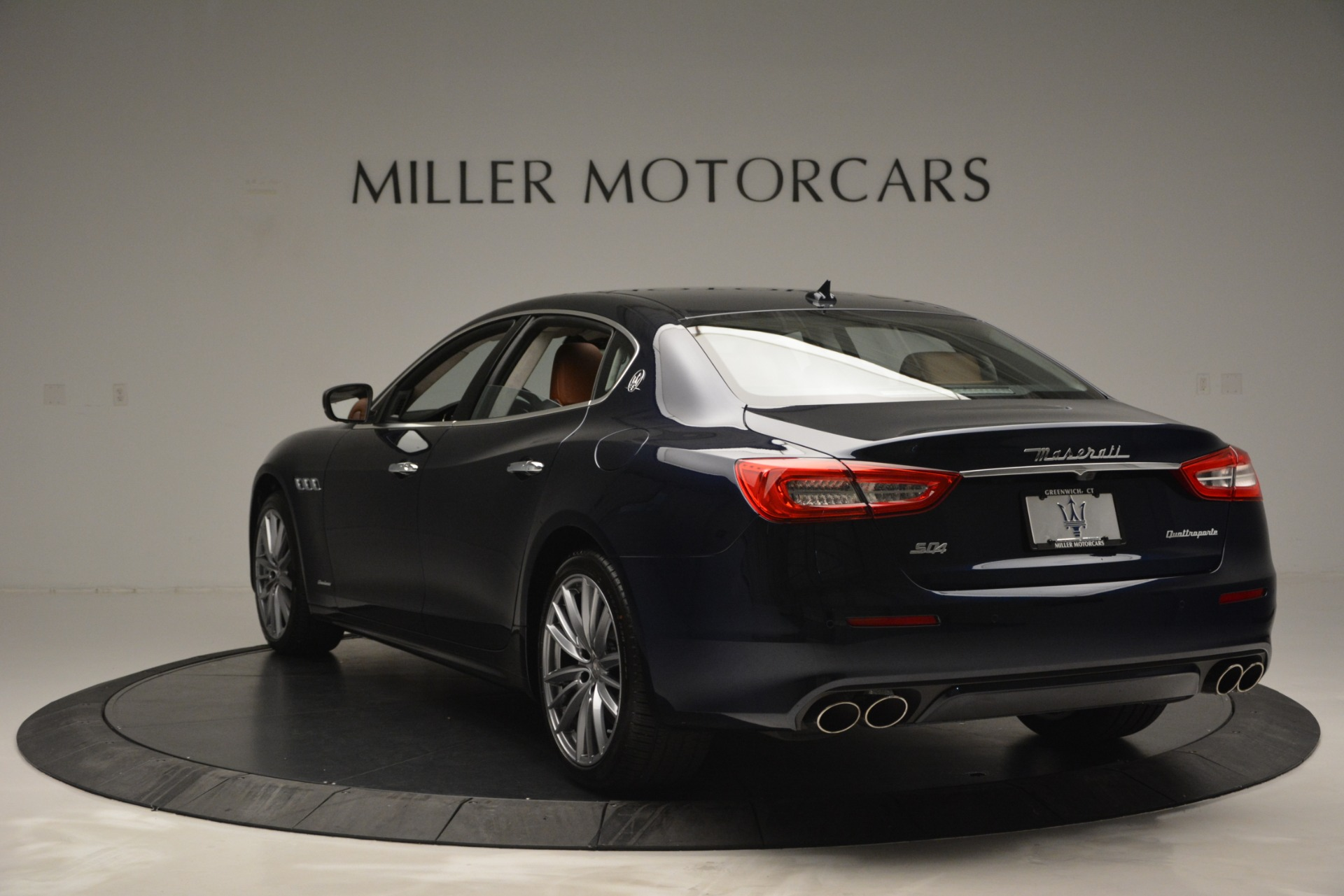 New 2019 Maserati Quattroporte S Q4 GranLusso Edizione Nobile For Sale In Greenwich, CT 2898_p8
