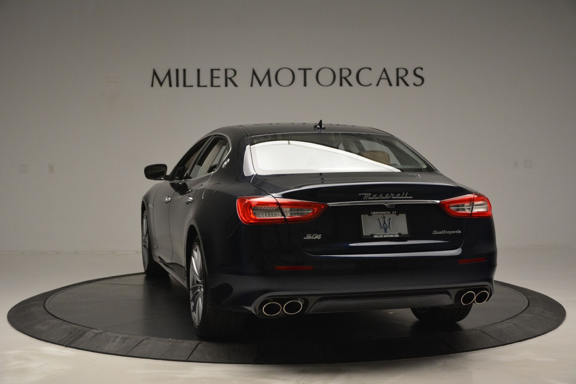 New 2019 Maserati Quattroporte S Q4 GranLusso Edizione Nobile For Sale In Greenwich, CT 2898_p9