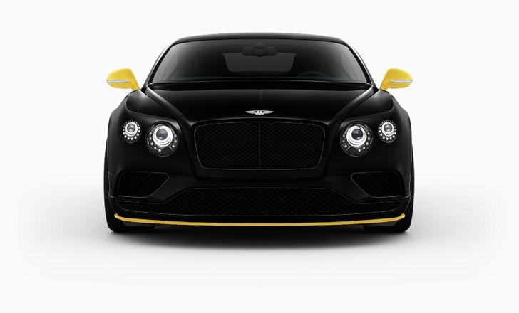 New 2017 Bentley Continental GT Speed Black Edition For Sale In Greenwich, CT 29_p2
