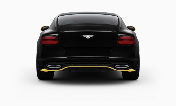 New 2017 Bentley Continental GT Speed Black Edition For Sale In Greenwich, CT 29_p5