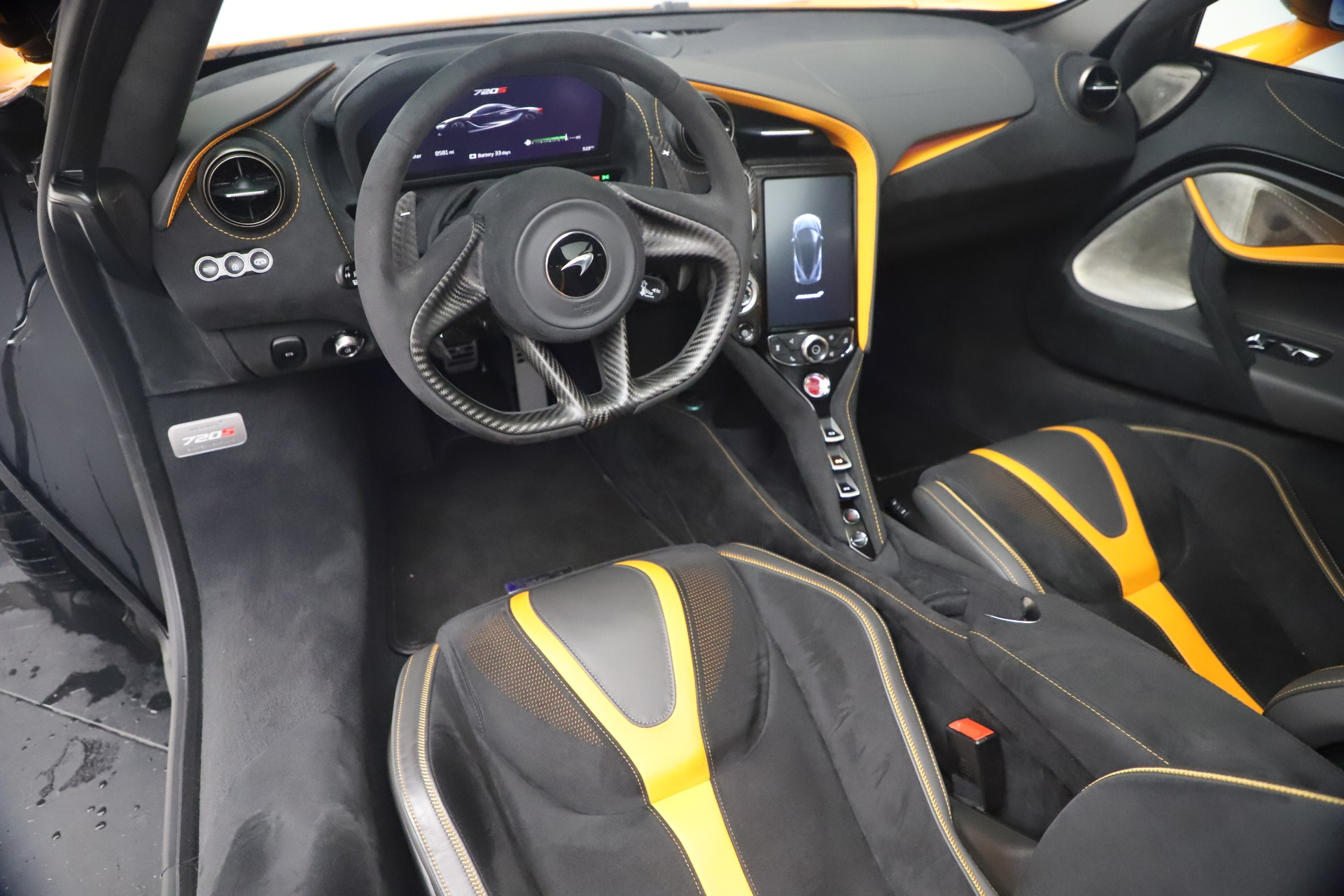 New 2019 McLaren 720S Coupe For Sale In Greenwich, CT 2900_p21