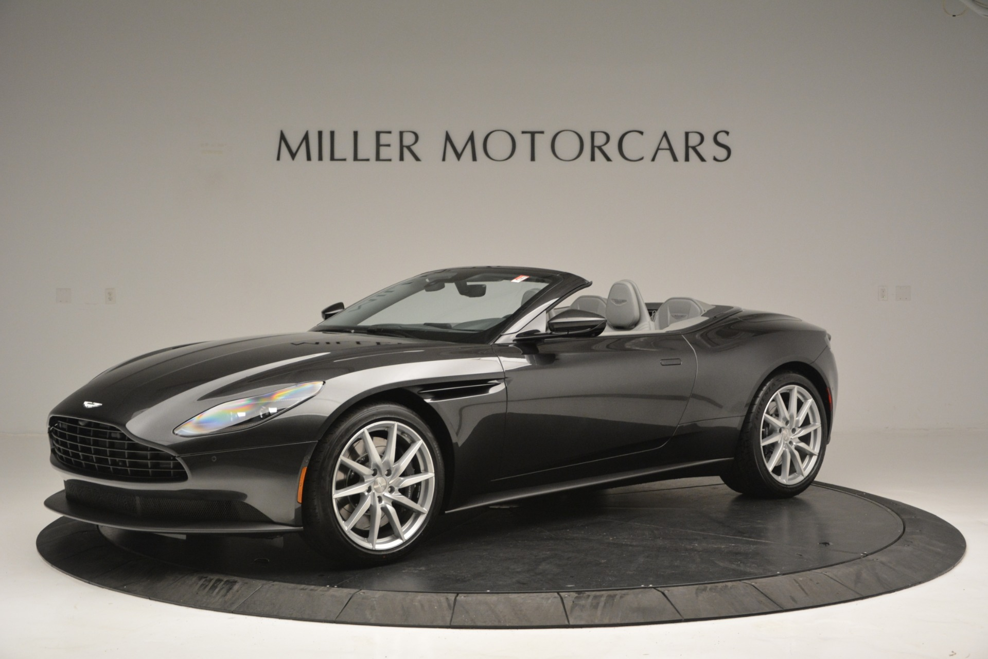 New 2019 Aston Martin DB11 V8 Convertible For Sale In Greenwich, CT 2902_main