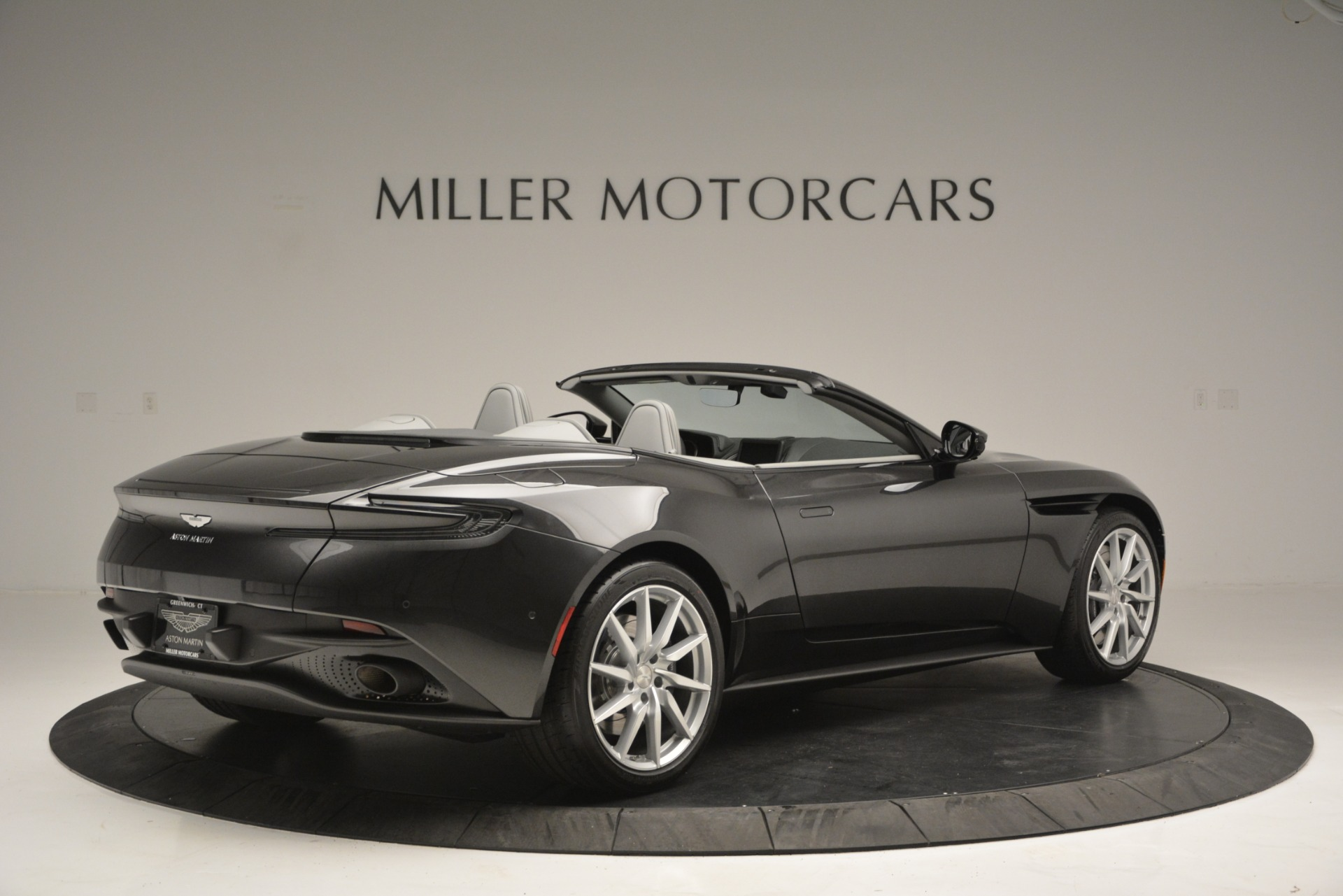 New 2019 Aston Martin DB11 V8 Convertible For Sale In Greenwich, CT 2902_p8