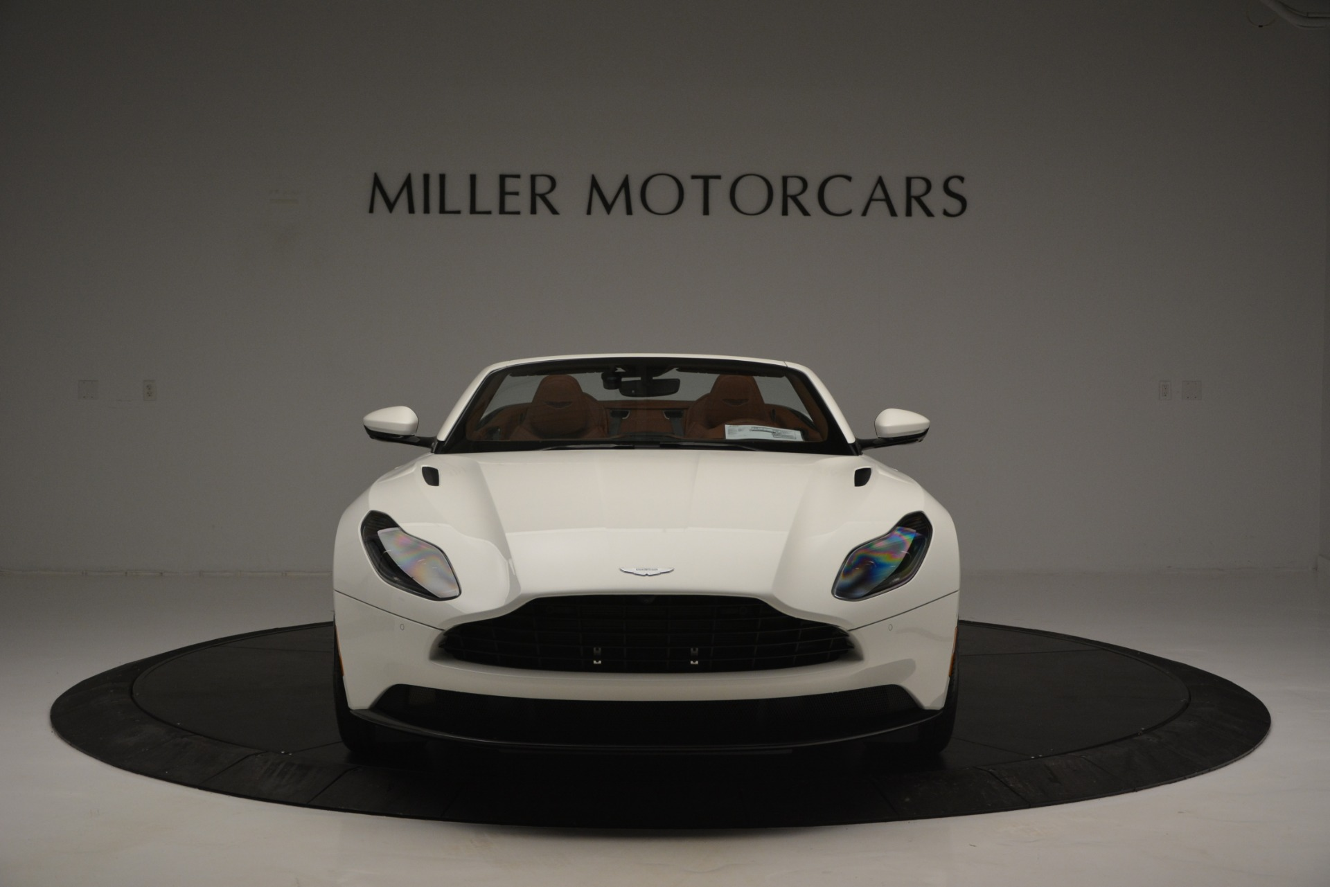 Used 2019 Aston Martin DB11 V8 Convertible For Sale In Greenwich, CT 2903_p12
