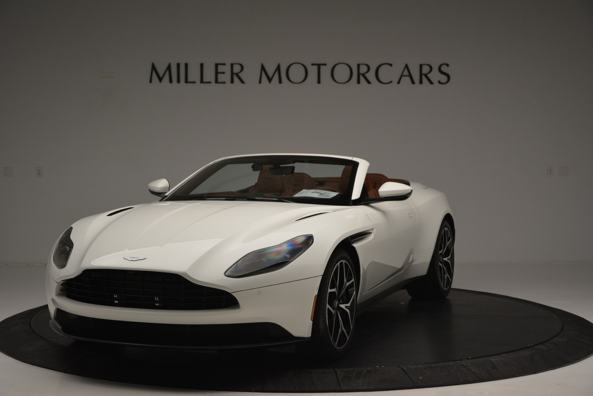 Used 2019 Aston Martin DB11 V8 Convertible For Sale In Greenwich, CT 2903_p2