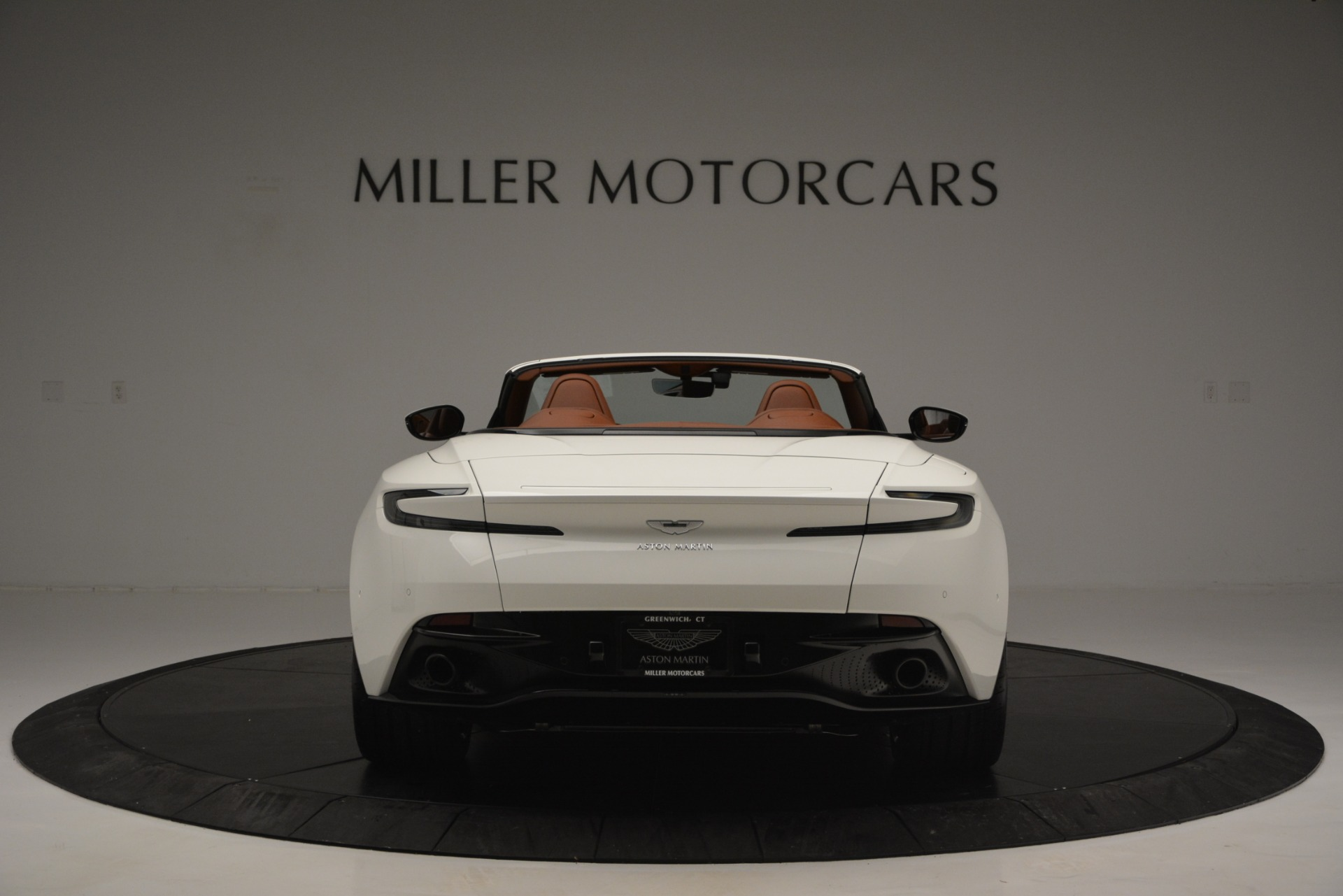 Used 2019 Aston Martin DB11 V8 Convertible For Sale In Greenwich, CT 2903_p6