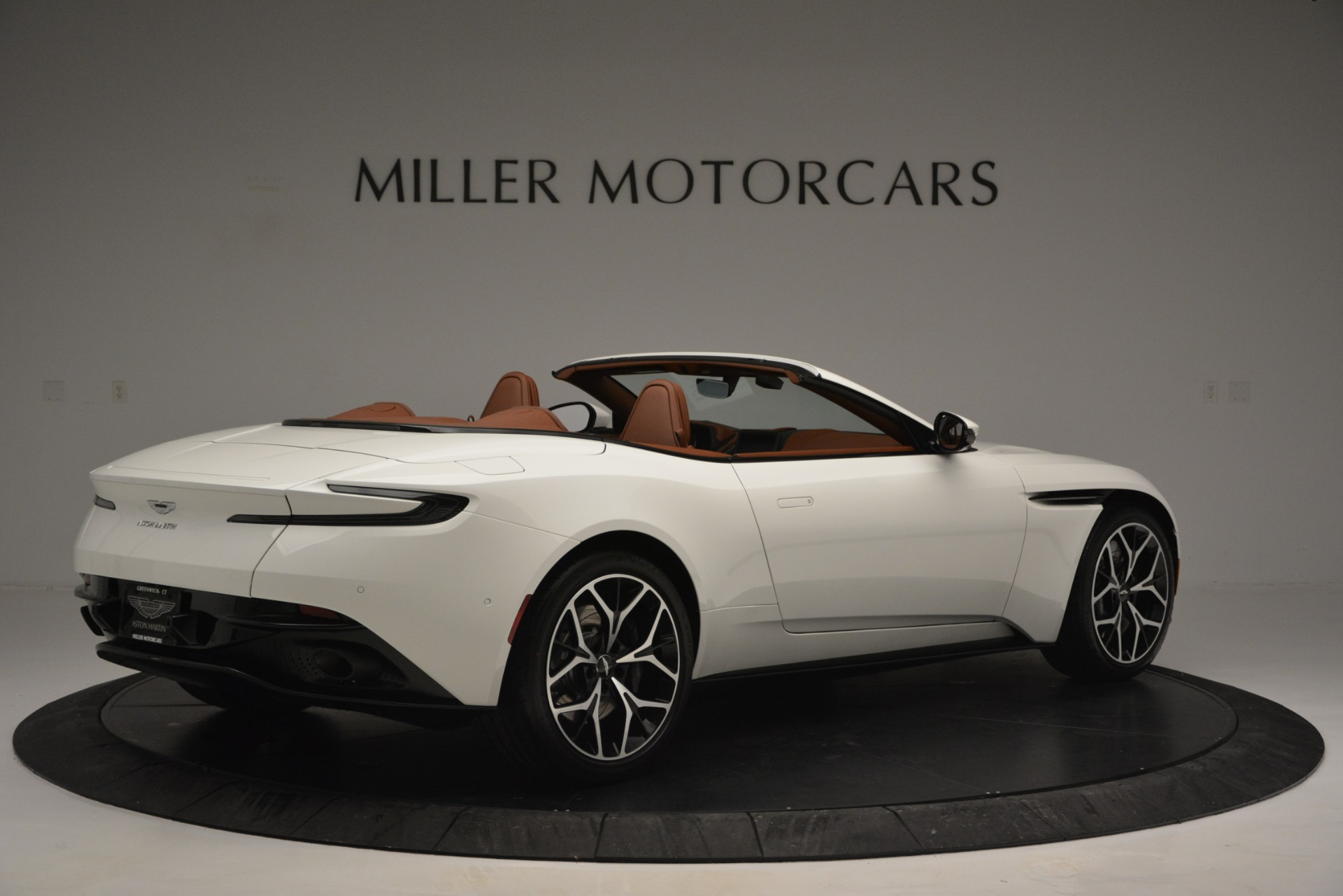 Used 2019 Aston Martin DB11 V8 Convertible For Sale In Greenwich, CT 2903_p8