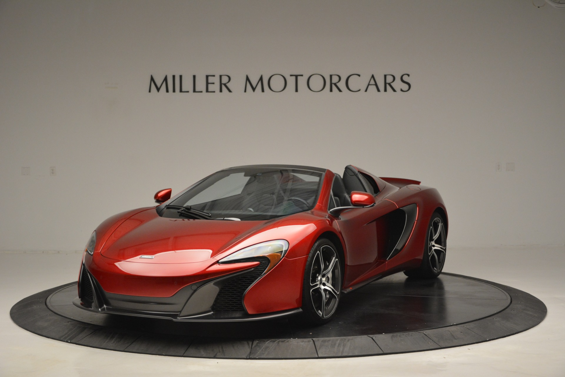 Used 2015 McLaren 650S Spider For Sale In Greenwich, CT 2904_main