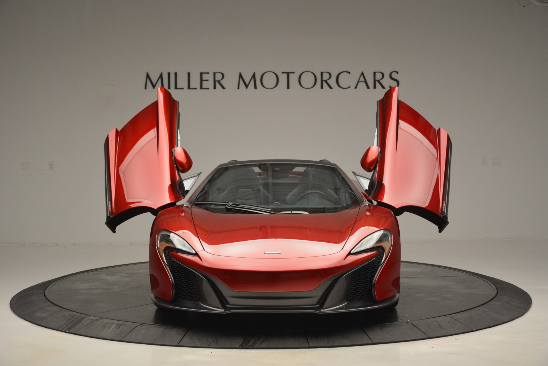Used 2015 McLaren 650S Spider For Sale In Greenwich, CT 2904_p13