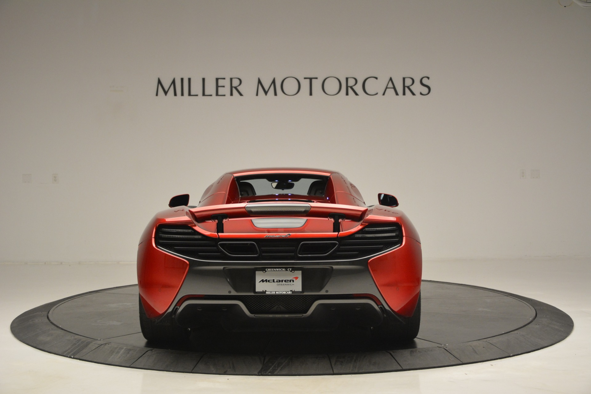 Used 2015 McLaren 650S Spider For Sale In Greenwich, CT 2904_p17