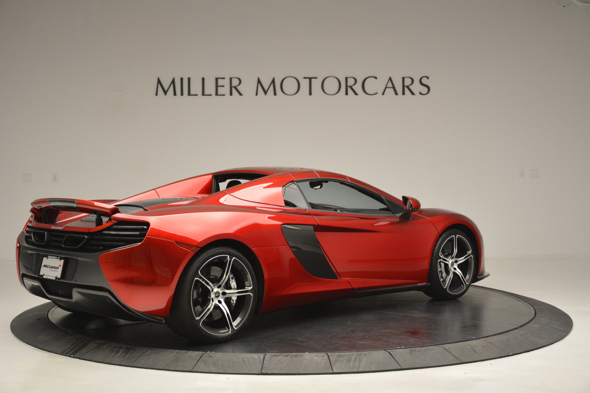 Used 2015 McLaren 650S Spider For Sale In Greenwich, CT 2904_p18