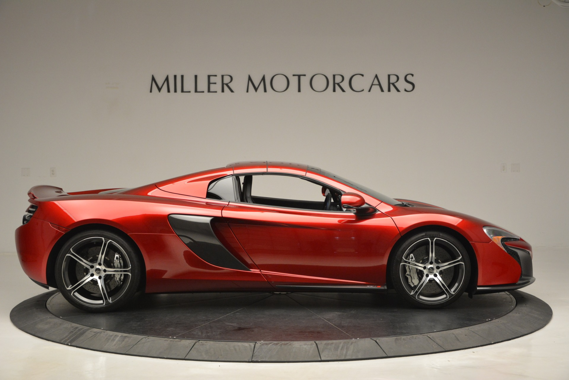 Used 2015 McLaren 650S Spider For Sale In Greenwich, CT 2904_p19