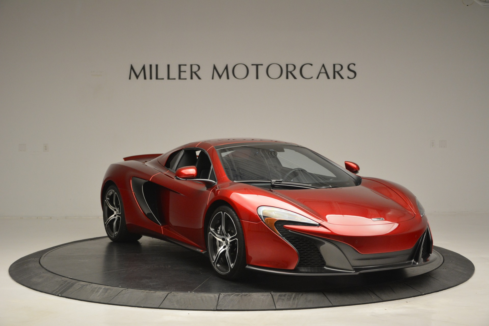 Used 2015 McLaren 650S Spider For Sale In Greenwich, CT 2904_p20