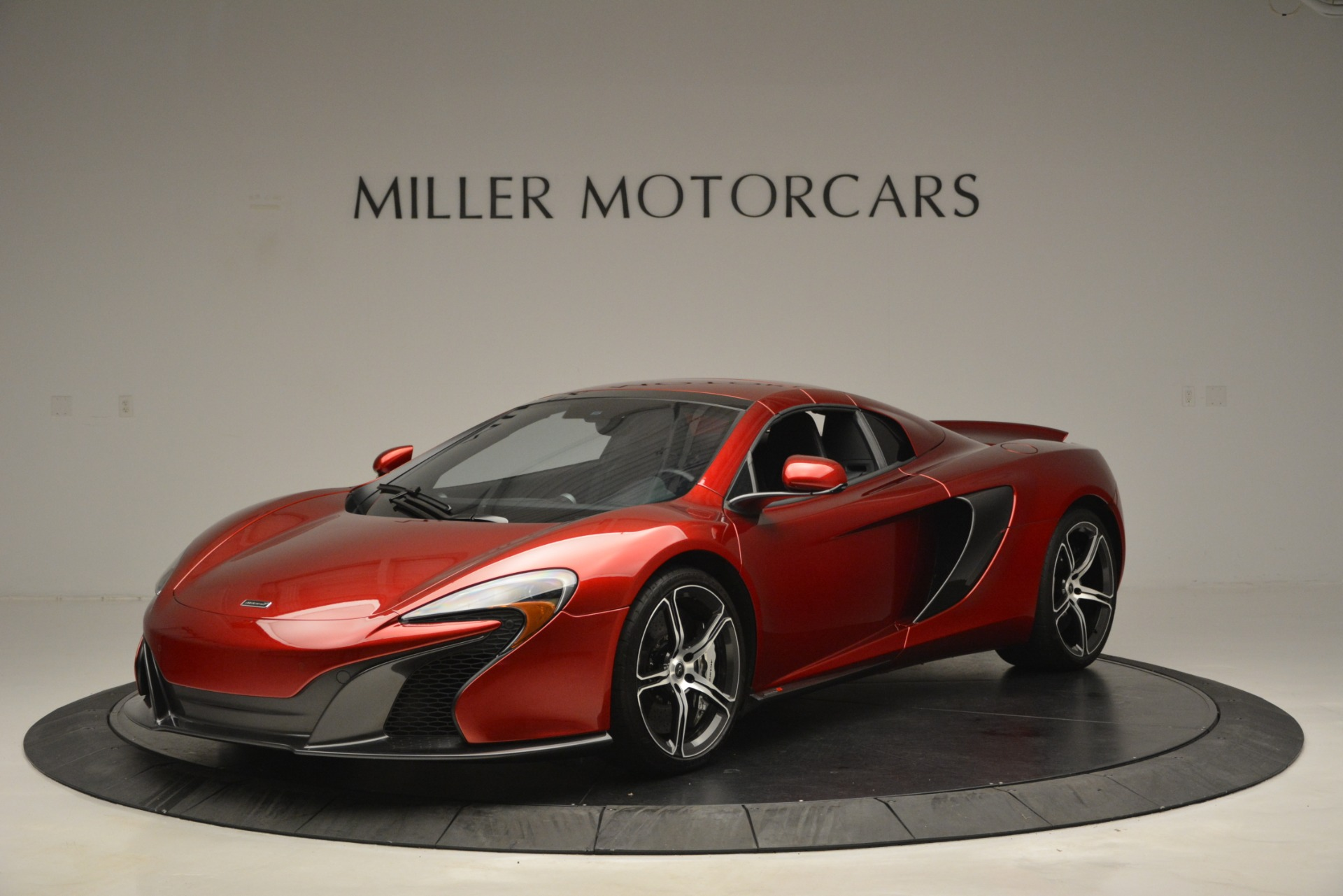 Used 2015 McLaren 650S Spider For Sale In Greenwich, CT 2904_p22