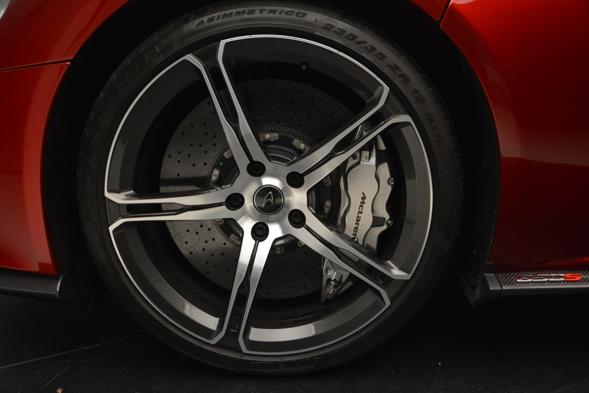 Used 2015 McLaren 650S Spider For Sale In Greenwich, CT 2904_p23