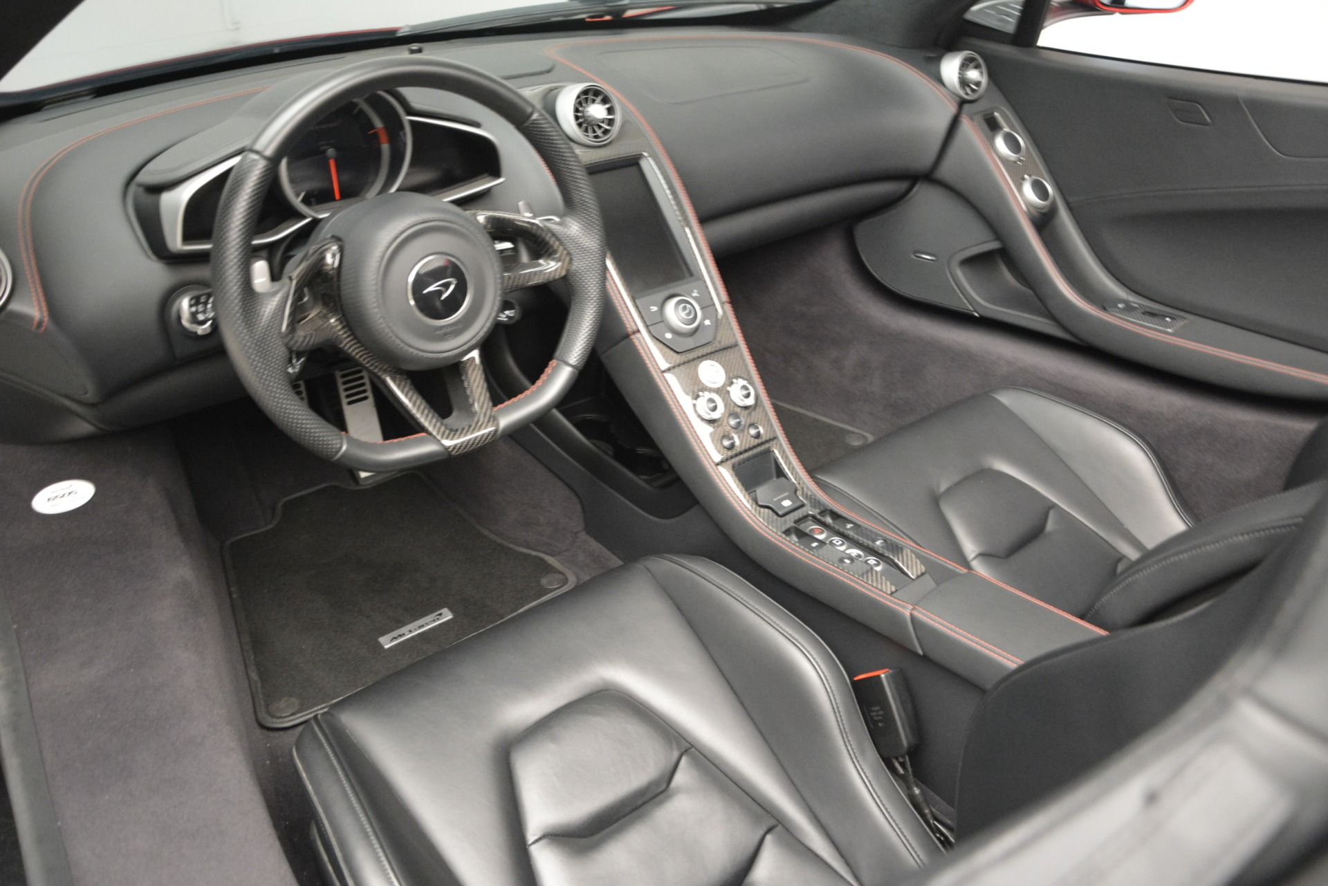 Used 2015 McLaren 650S Spider For Sale In Greenwich, CT 2904_p24
