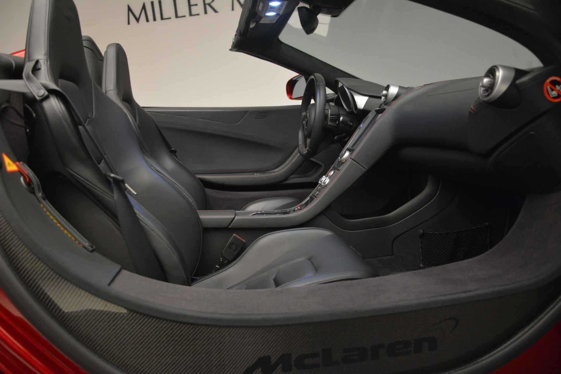 Used 2015 McLaren 650S Spider For Sale In Greenwich, CT 2904_p28