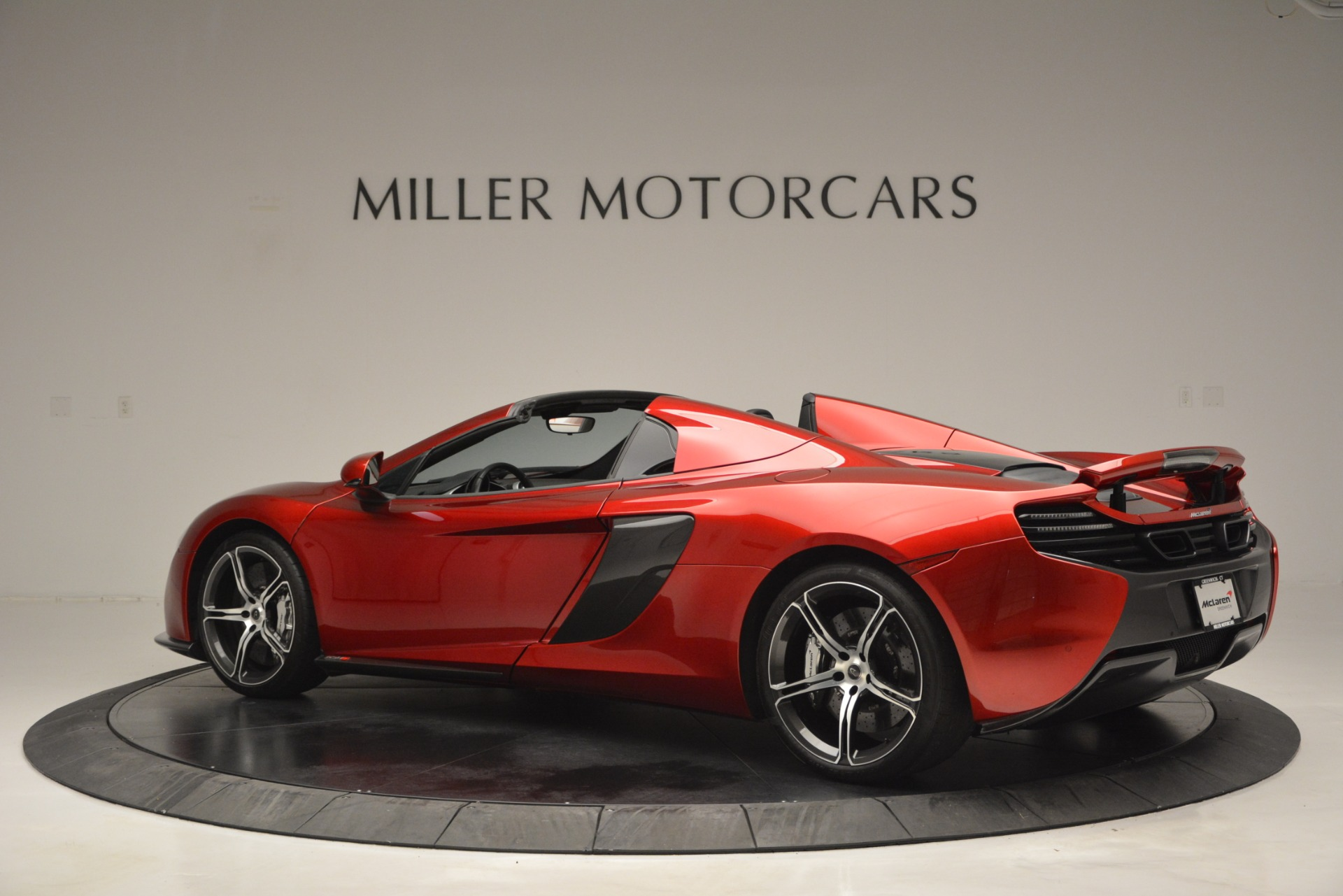 Used 2015 McLaren 650S Spider For Sale In Greenwich, CT 2904_p4