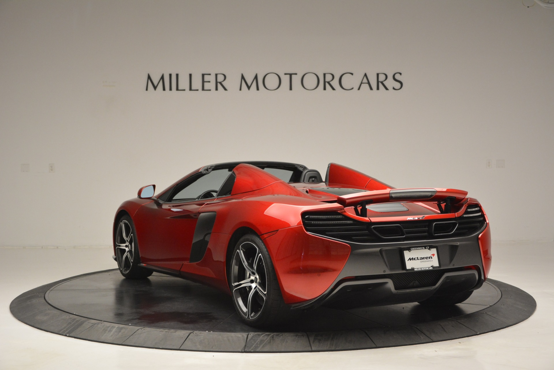 Used 2015 McLaren 650S Spider For Sale In Greenwich, CT 2904_p5