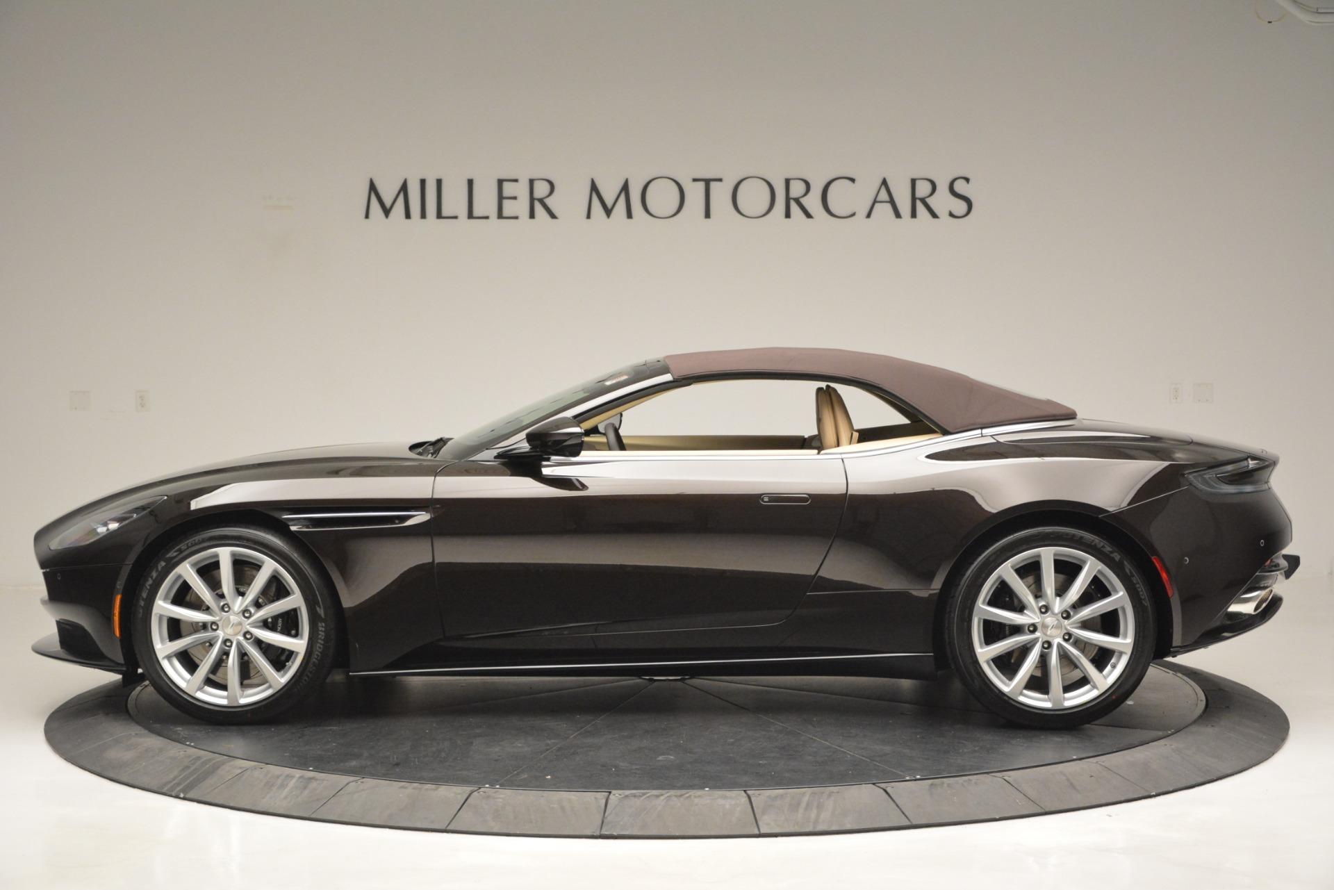 New 2019 Aston Martin DB11 V8 For Sale In Greenwich, CT 2905_p15