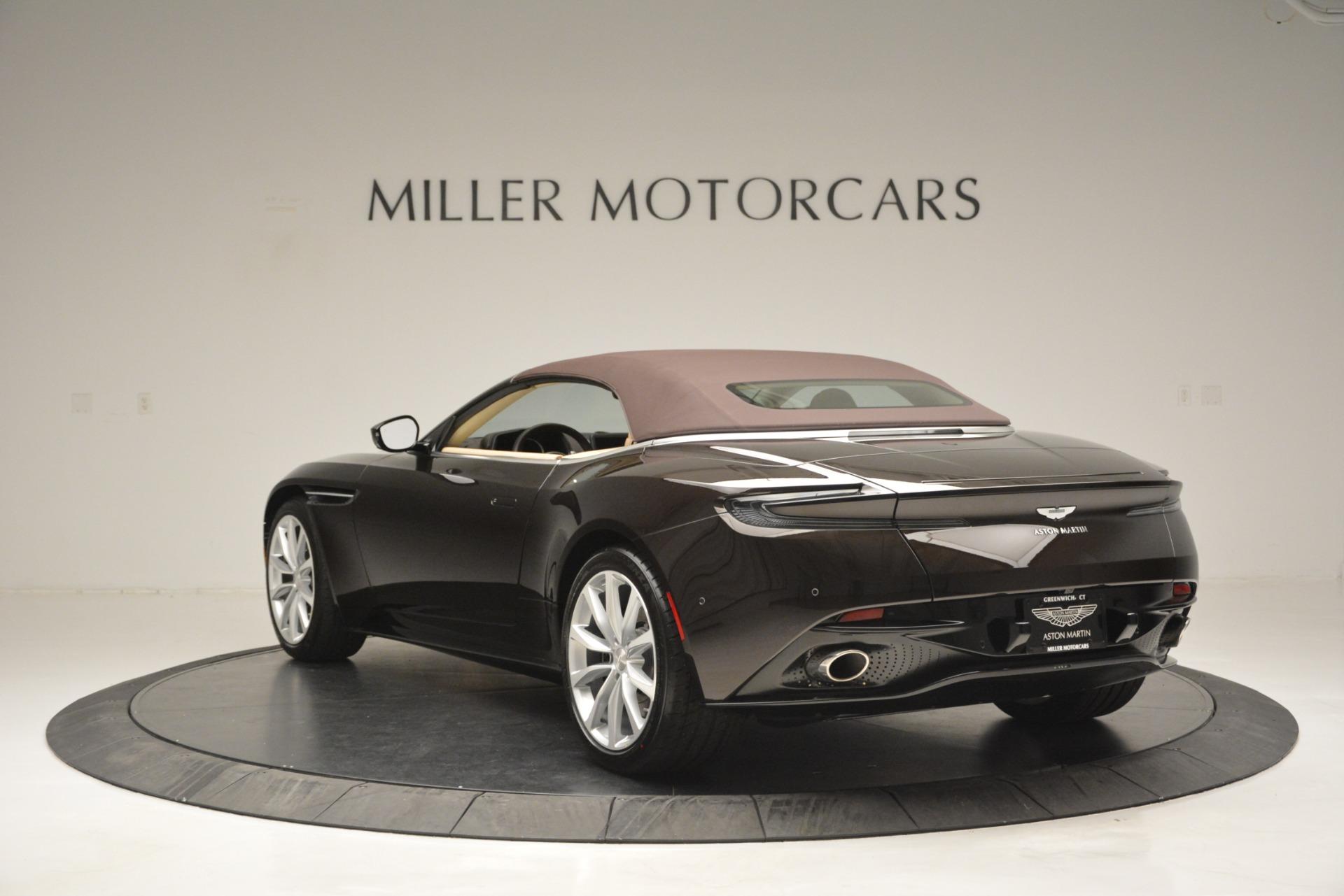 New 2019 Aston Martin DB11 V8 For Sale In Greenwich, CT 2905_p17