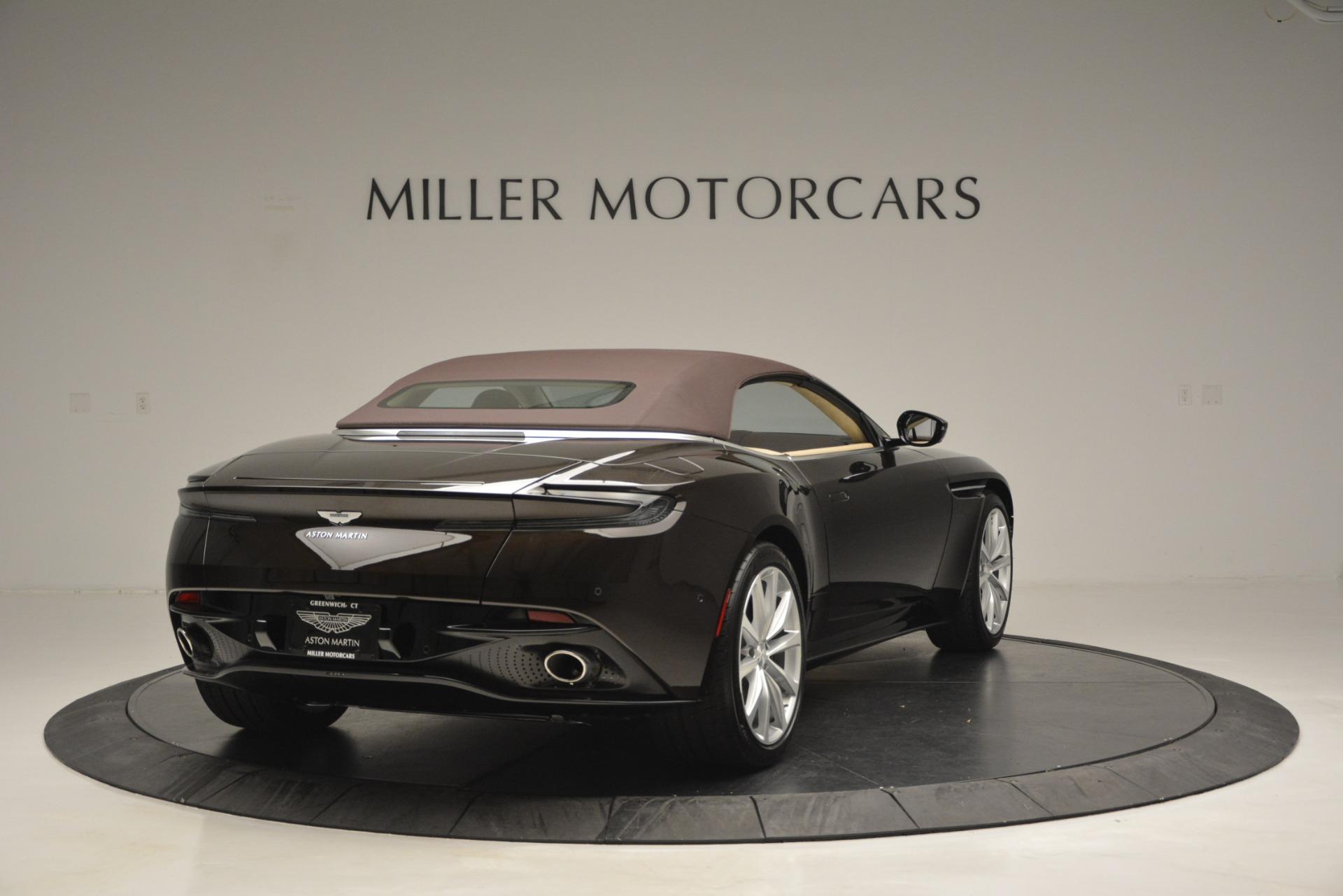 New 2019 Aston Martin DB11 V8 For Sale In Greenwich, CT 2905_p19