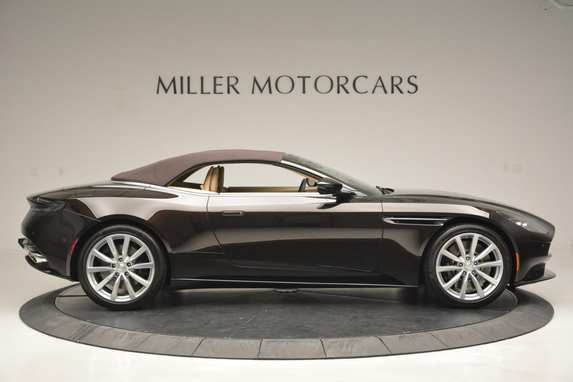 New 2019 Aston Martin DB11 V8 For Sale In Greenwich, CT 2905_p21