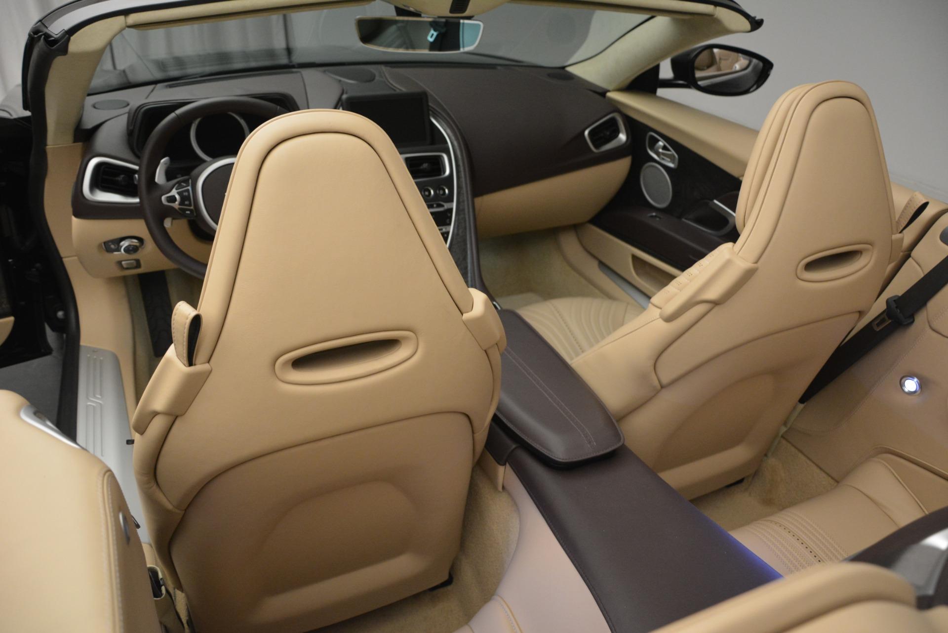 New 2019 Aston Martin DB11 V8 For Sale In Greenwich, CT 2905_p30