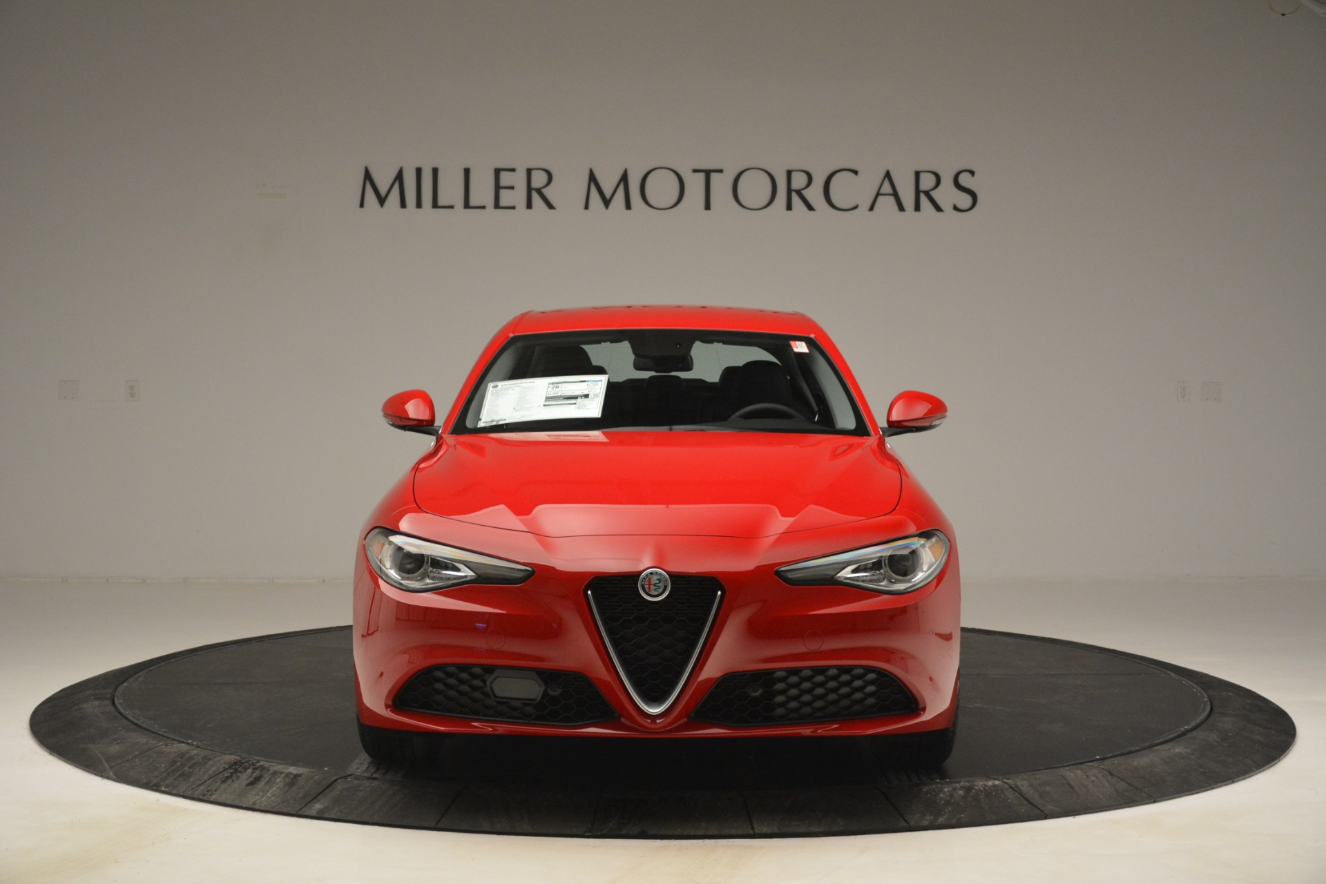 New 2019 Alfa Romeo Giulia Q4 For Sale In Greenwich, CT 2906_p12