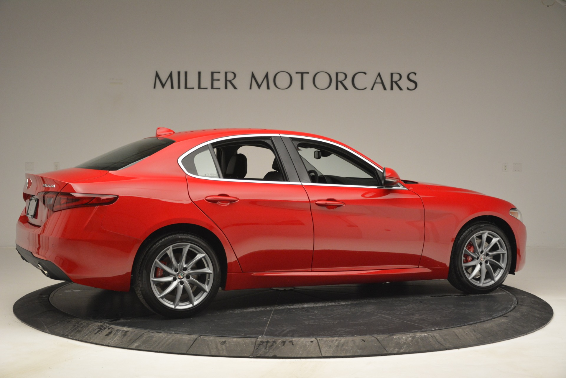 New 2019 Alfa Romeo Giulia Q4 For Sale In Greenwich, CT 2906_p8