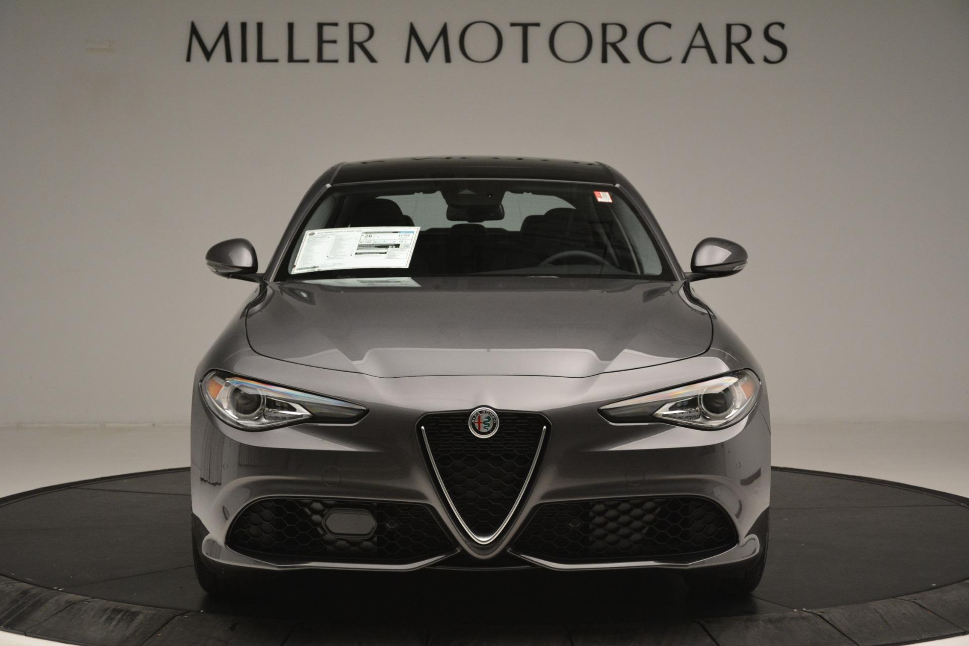 New 2019 Alfa Romeo Giulia Ti Sport Q4 For Sale In Greenwich, CT 2911_p12