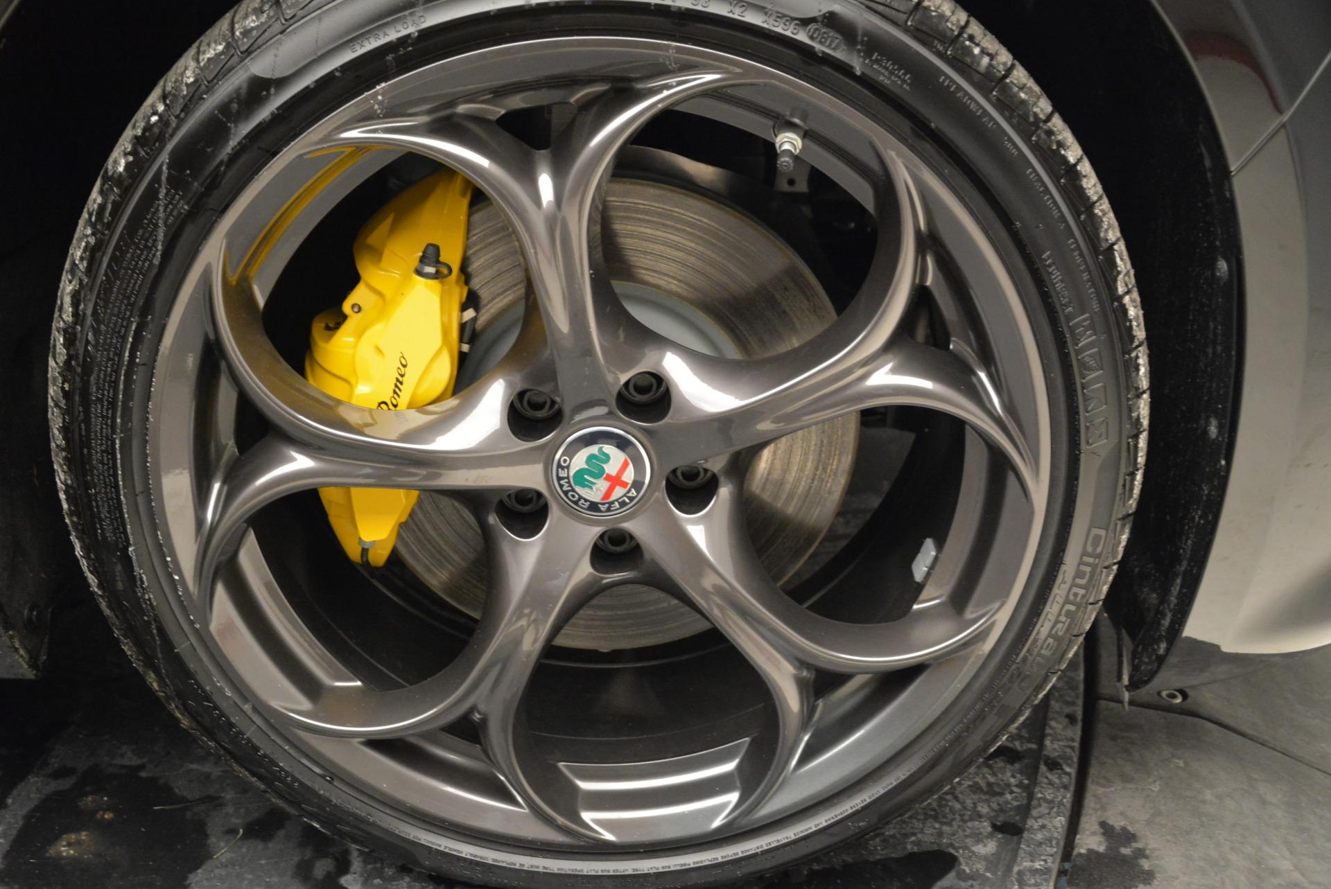 New 2019 Alfa Romeo Giulia Ti Sport Q4 For Sale In Greenwich, CT 2913_p30