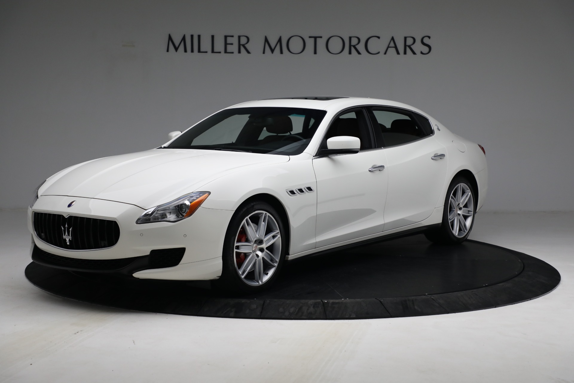 Used 2015 Maserati Quattroporte S Q4 For Sale In Greenwich, CT 2915_main