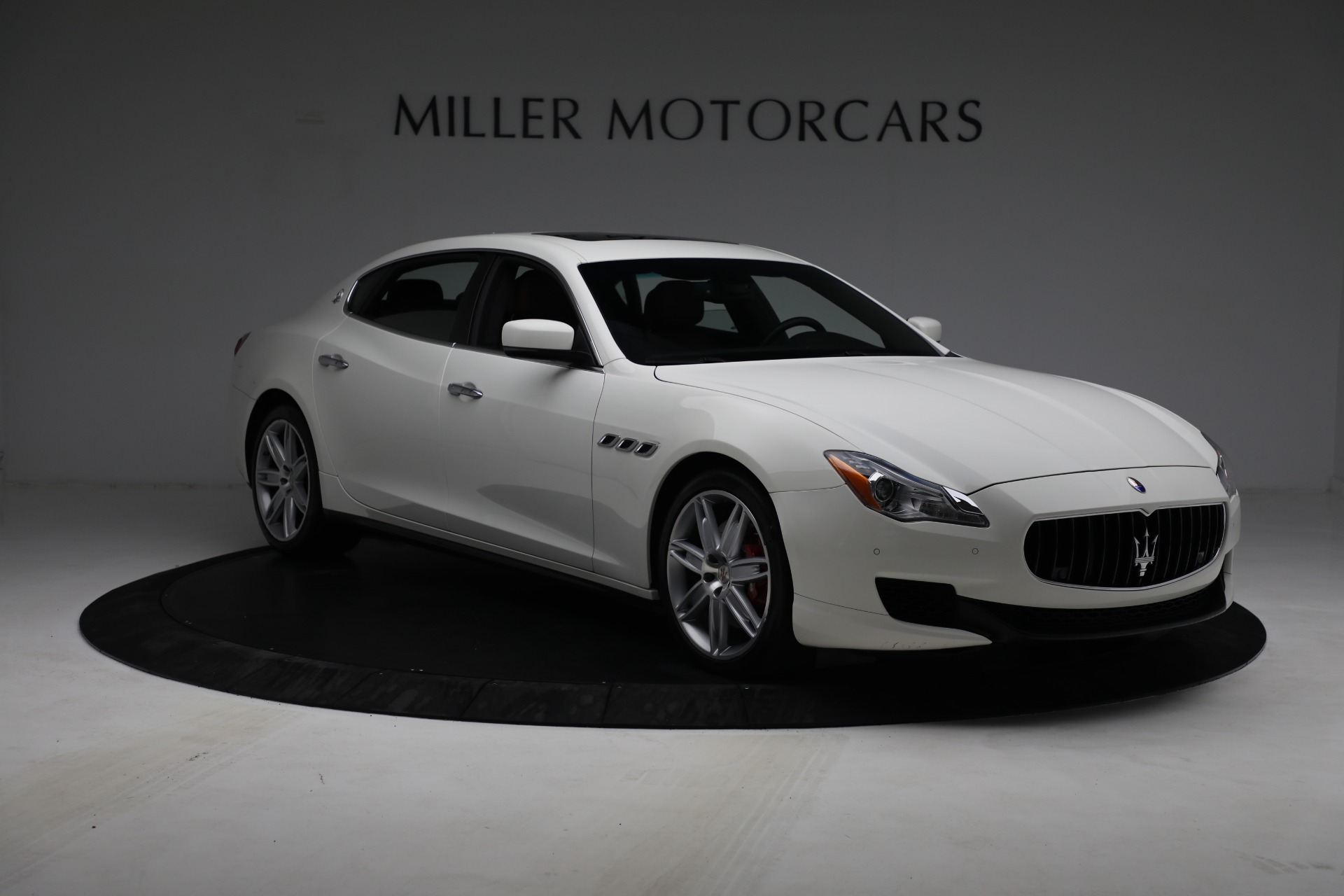 Used 2015 Maserati Quattroporte S Q4 For Sale In Greenwich, CT 2915_p10