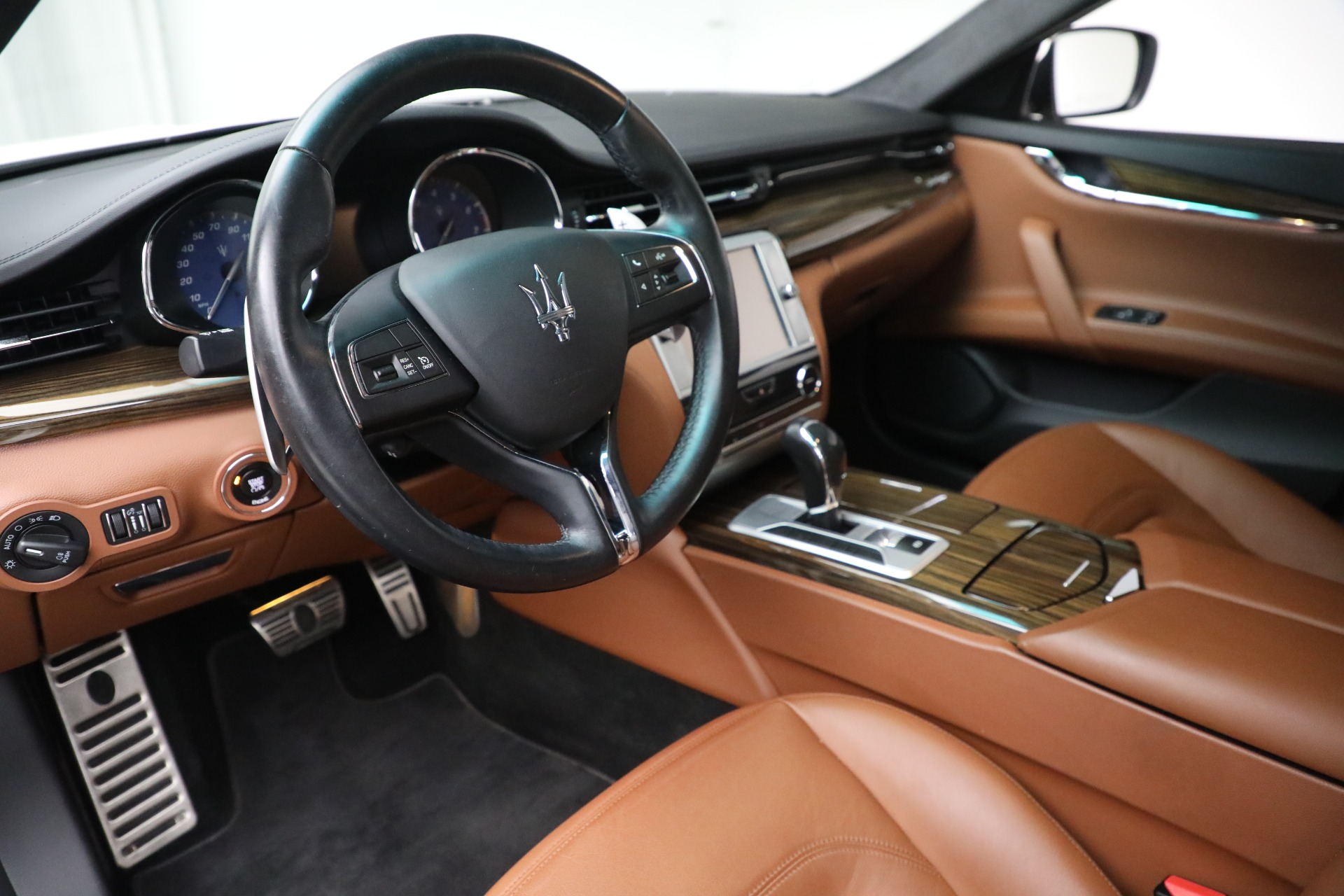 Used 2015 Maserati Quattroporte S Q4 For Sale In Greenwich, CT 2915_p11