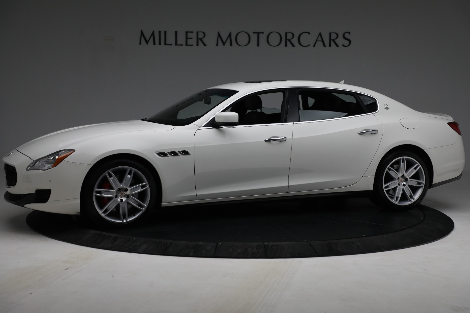 Used 2015 Maserati Quattroporte S Q4 For Sale In Greenwich, CT 2915_p2