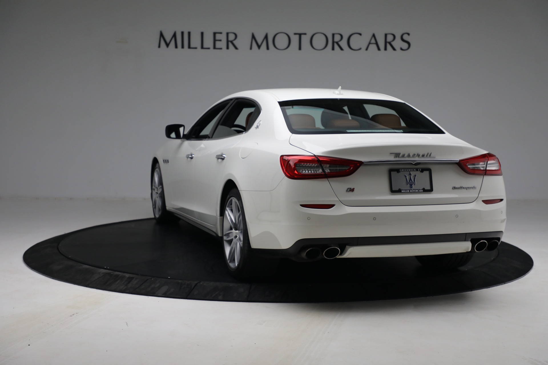 Used 2015 Maserati Quattroporte S Q4 For Sale In Greenwich, CT 2915_p5