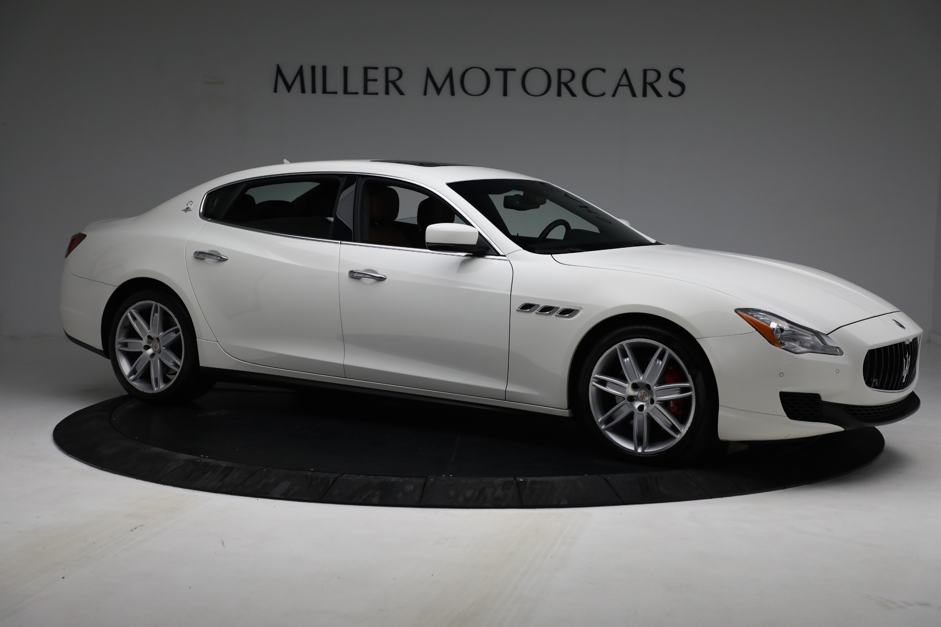 Used 2015 Maserati Quattroporte S Q4 For Sale In Greenwich, CT 2915_p9